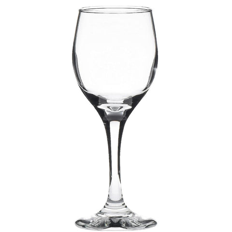 Libbey Perception Wine Glasses 240ml CE Marked at 175ml (Pack of 12)