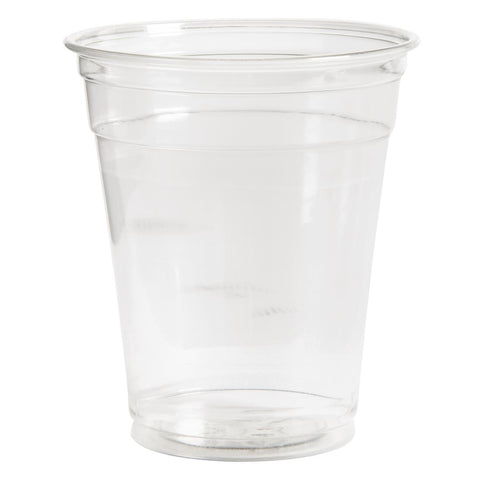 Disposable PET Glasses 398ml - 14oz (Pack of 50)