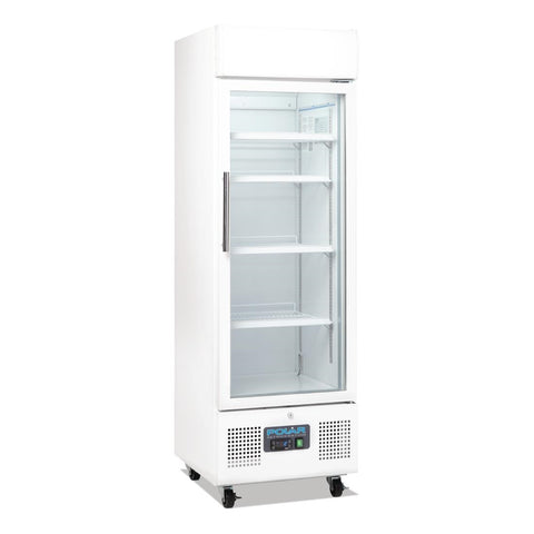 Polar Display Fridge 218Ltr