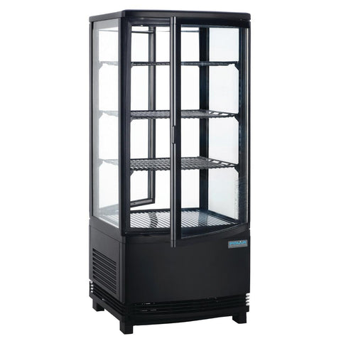 Polar Chilled Display Unit 86Ltr