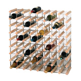 Wine Rack Wooden 72 Bottle