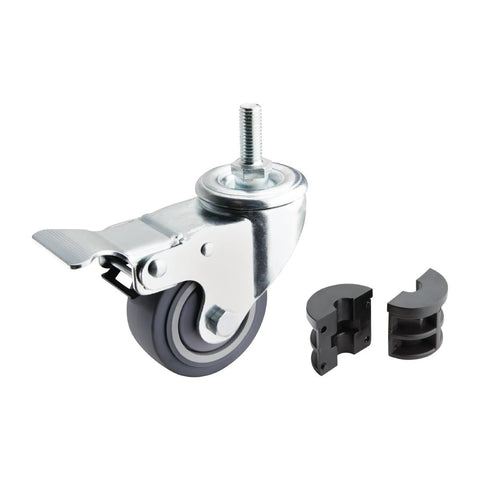 Vogue Castors for Vogue Stainless Steel Tables (Pack of 4)