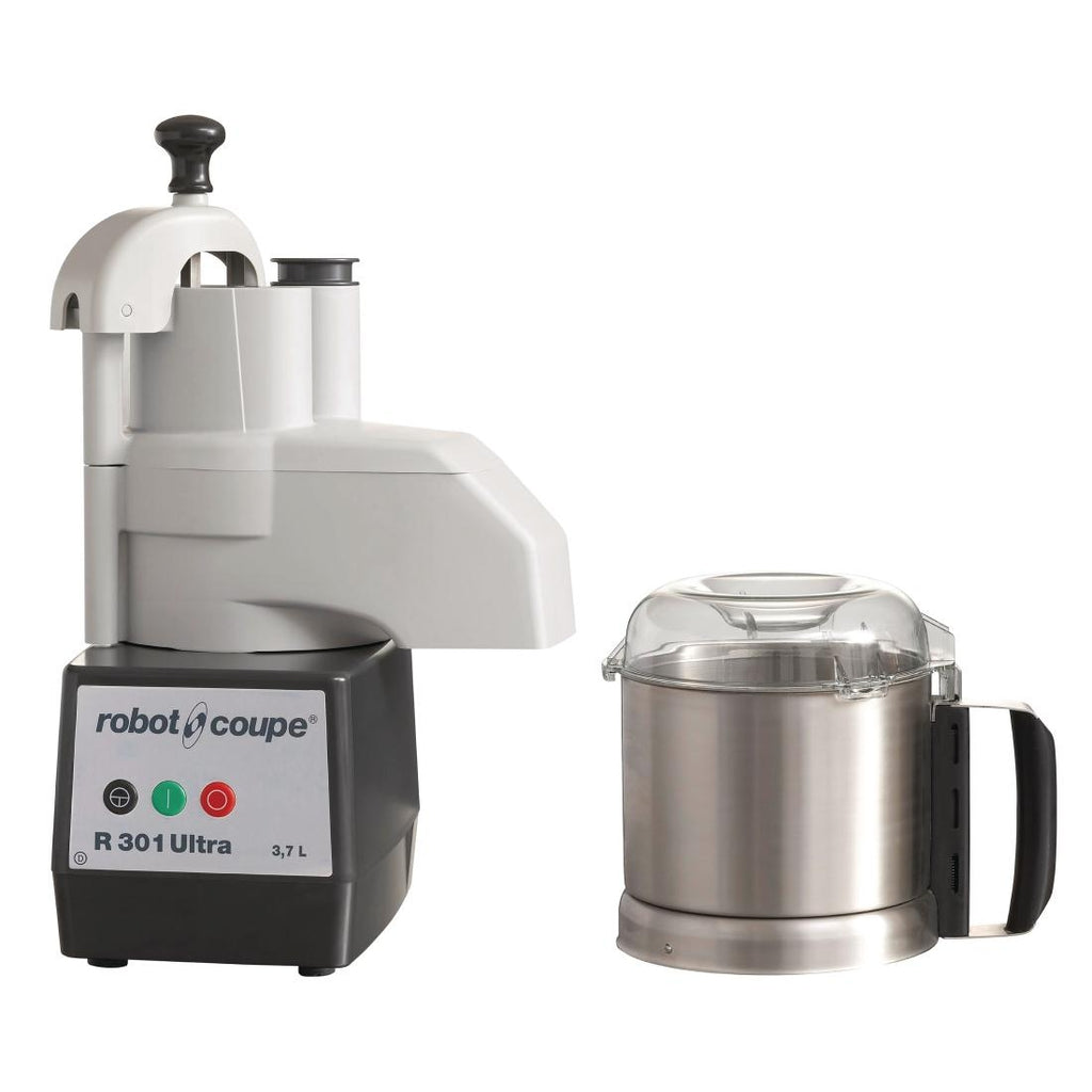 Robot Coupe Food Processor and Veg Prep Machine R301D Ultra