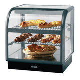 Lincat Seal 650 Curved Front Ambient Merchandiser C6A/75S