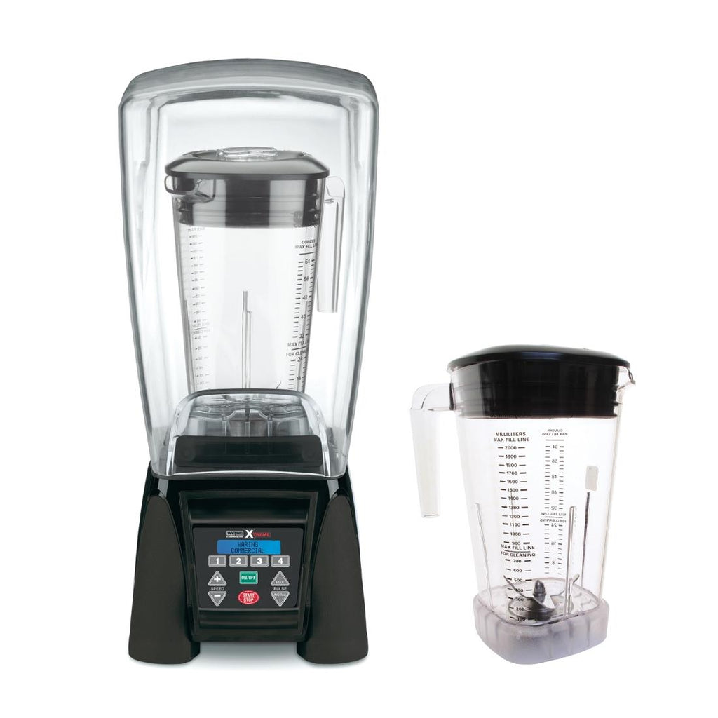 Waring Xtreme Hi-Power Blender MX1500XTXSEK with FREE Extra Jug