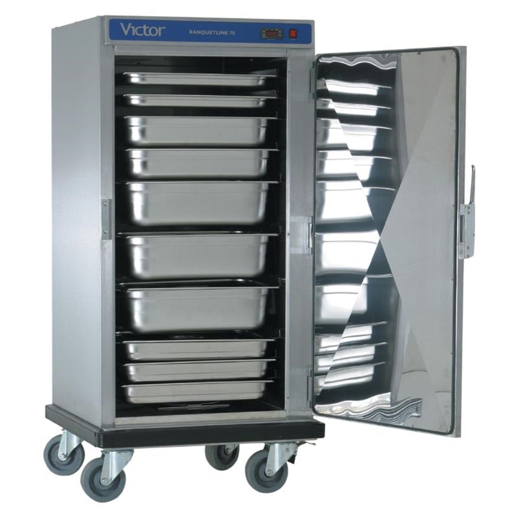 Victor Banquetline 70 Mobile Hot Cupboard BL70H1