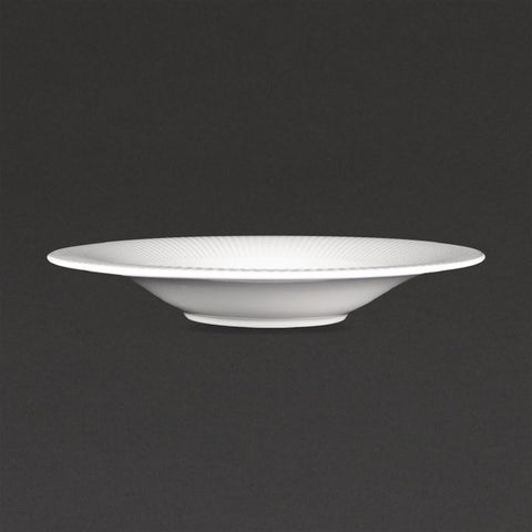 Steelite Willow Gourmet Rimmed Coupe Bowl 285mm