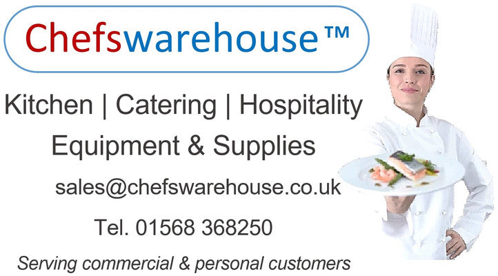 ChefsWarehouse | UK Professional Catering Equipment & Supplies