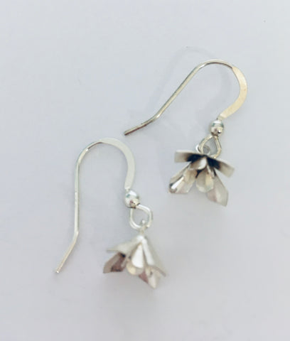 Daffodil Flower Hook earrings