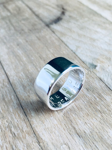 Commission Personalised Ring