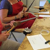1. 5 Week Tuesday Evening Workshop Course :Beginners Jewellery - 17th September to 22nd October 7pm to 9.00pm