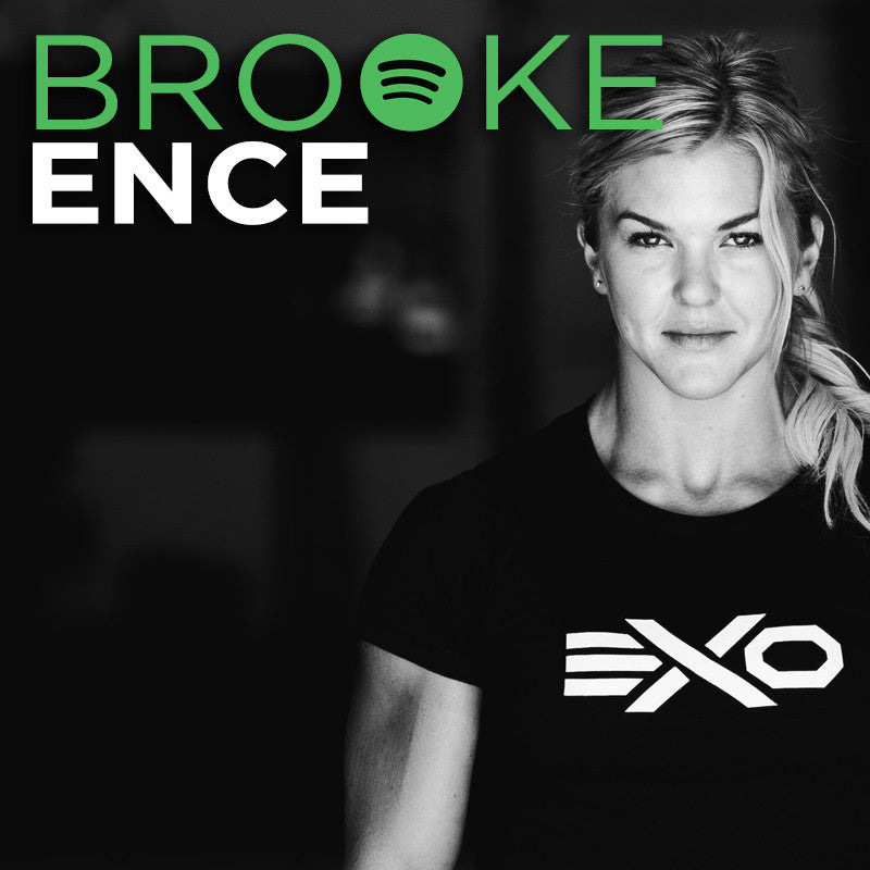 Brooke Ence's 2017 CrossFit Open Spotify Playlist