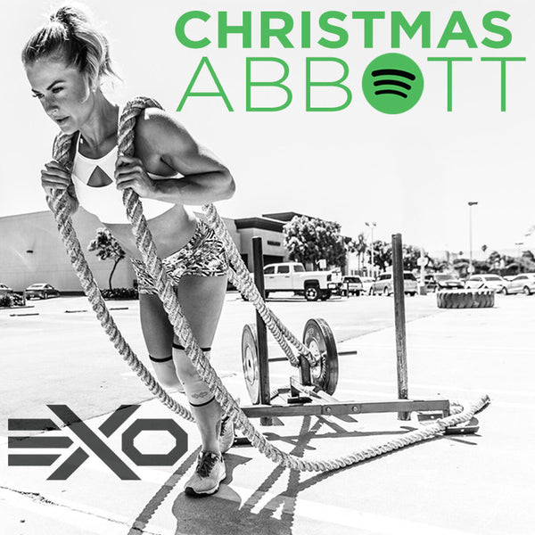 Christmas Abbott's 2017 CrossFit Open Spotify Playlist