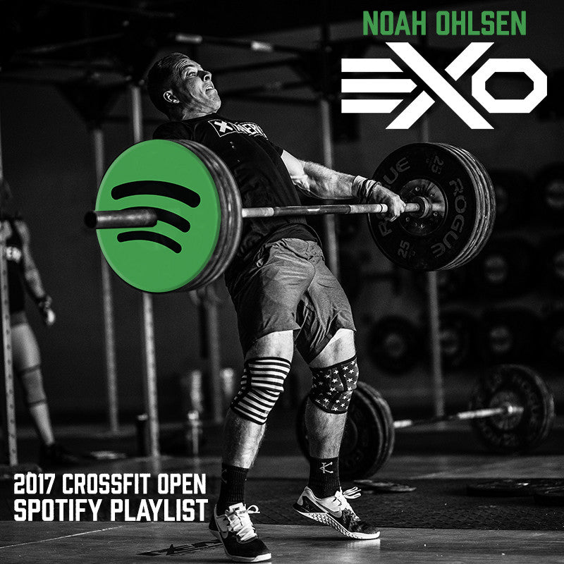 Noah Ohlsen's 2017  Open Playlist