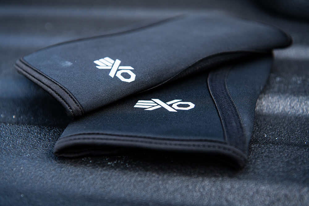 5MM Knee Sleeves - BLACK