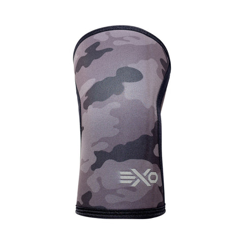 BLACK CAMO - 5MM KNEE SLEEVES