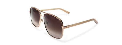 Uptown & Downtown Sunglasses - Rose Gold