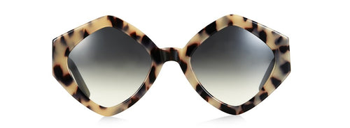 Romeo and Juliet Sunglasses - Cookies and Cream