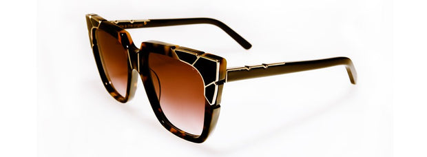 Charlie & The Angels Sunglasses - Dark Tortoise