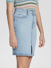 Siren Split Midi Skirt - Daylight