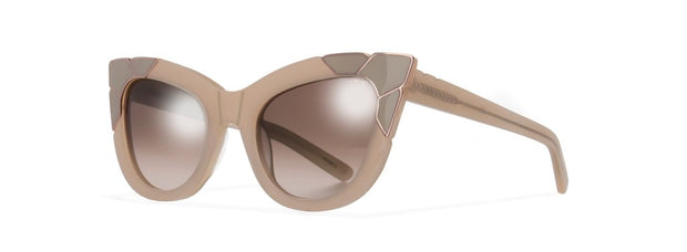 Puss & Boots Sunglasses (Deco Corners) - Shell