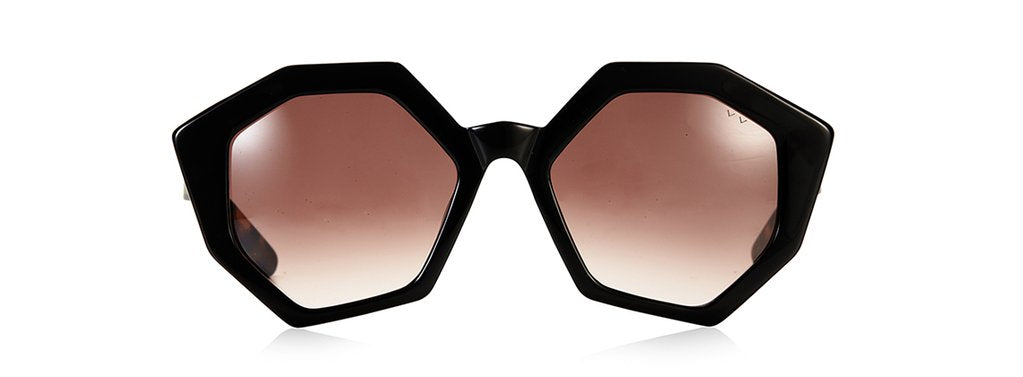 Sole & Mare Sunglasses - Black/Dark Tortoise