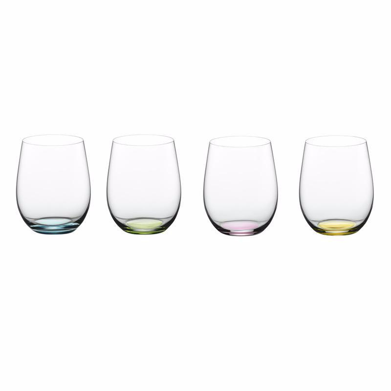 RIEDEL O HAPPY M/FARGET BUNN 4PK - Tablo.no
