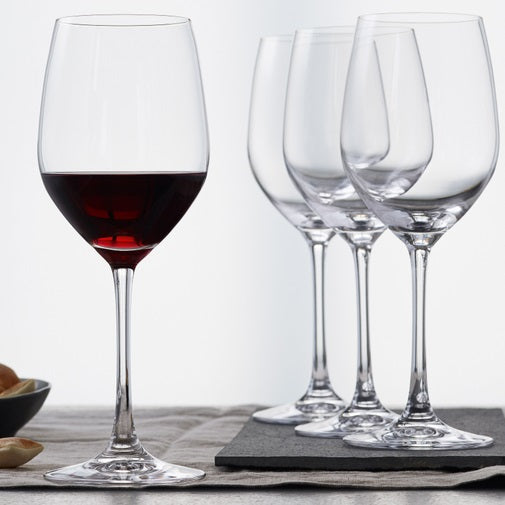 SPIEGELAU Vino Grande Red Wine Glass Set, 4 pk