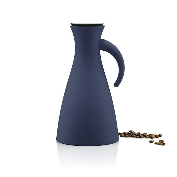 Eva Solo Termokanne 1,0l Navy blue - Tablo.no