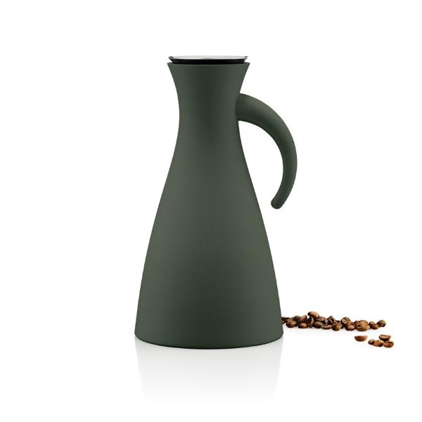 Eva Solo Termokanne 1,0l Forest green - Tablo.no