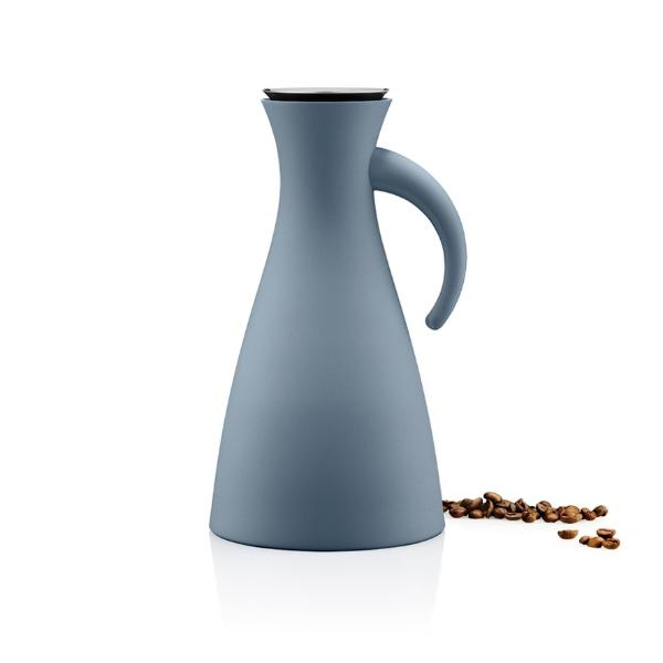 Eva Solo Termokanne 1,0l Steel blue - Tablo.no