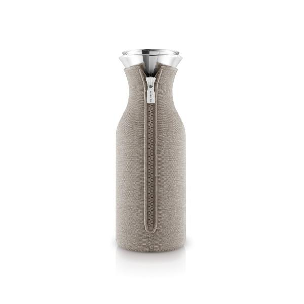 Eva Solo Karaffel 1,0l Warm grey woven - Tablo.no