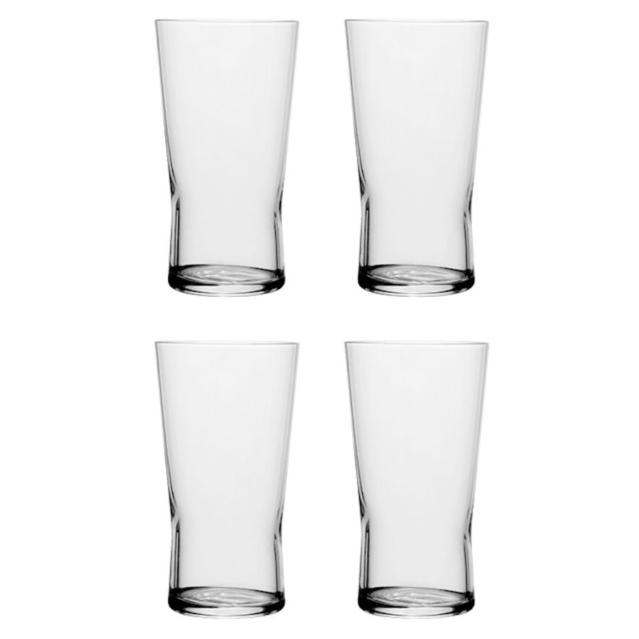 Hadeland Softline Vannglass 20 cl 4 pk - Tablo.no