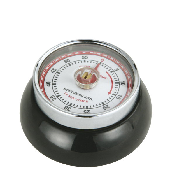 ZASSENHAUS SPEED TIMER, SORT - Tablo.no