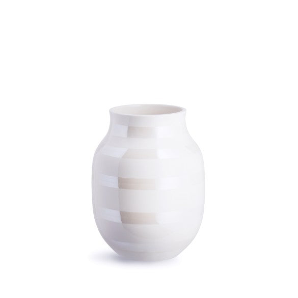 KÄHLER OMAGGIO VASE MEDIUM 20CM PERLEMOR - Tablo.no
