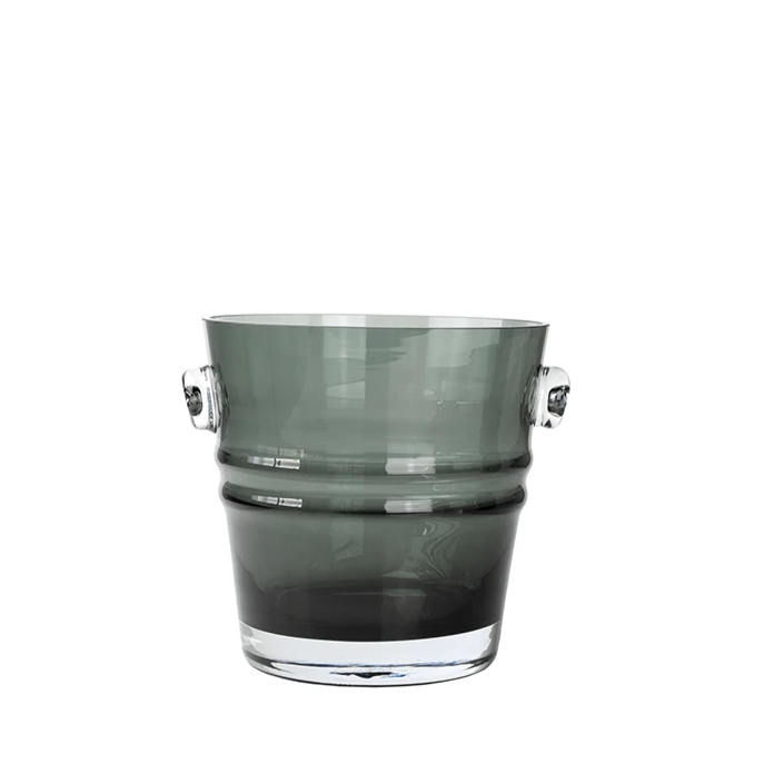 Magnor The Bucket stormlykt/vase Soft Grey 160 mm