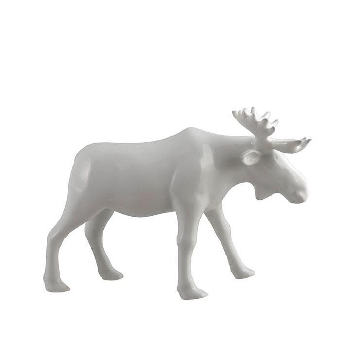 Magnor Animals White Moose 140/200 mm