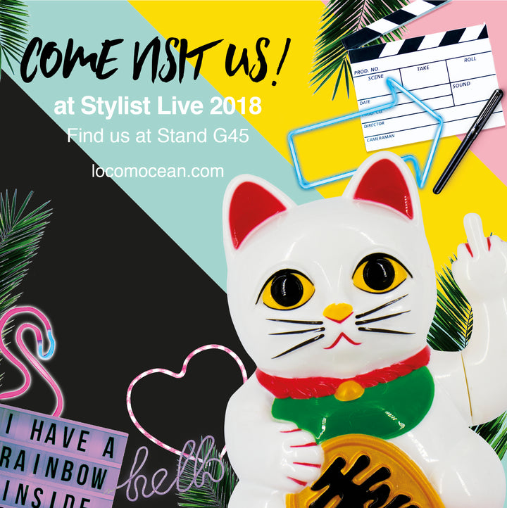 Our next show - Stylist Live!