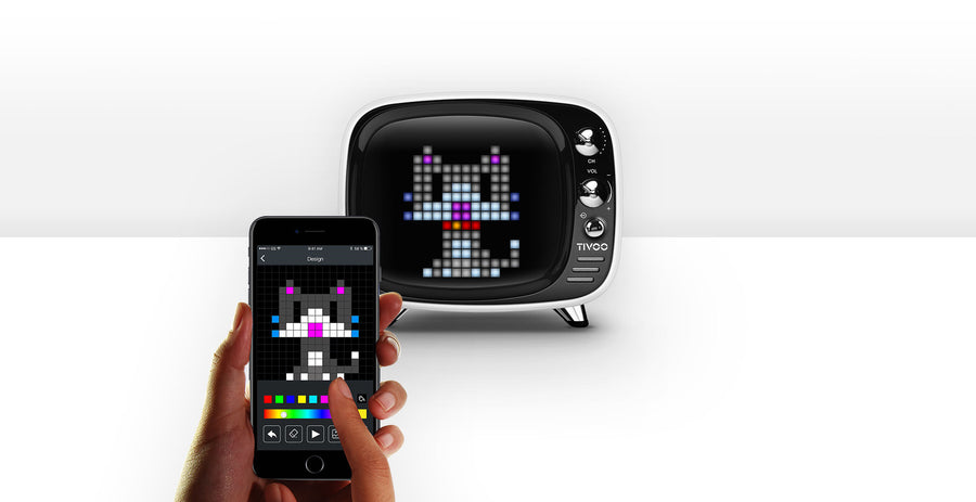 Tivoo Bluetooth speaker - Locomocean Ltd