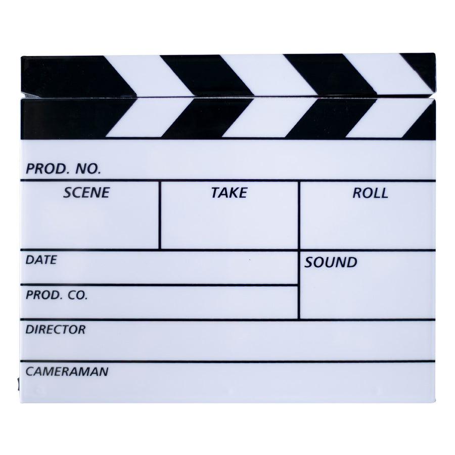 Film Clapper Board Lightbox - Locomocean