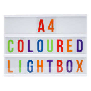 A4 White Lightbox - Locomocean Ltd