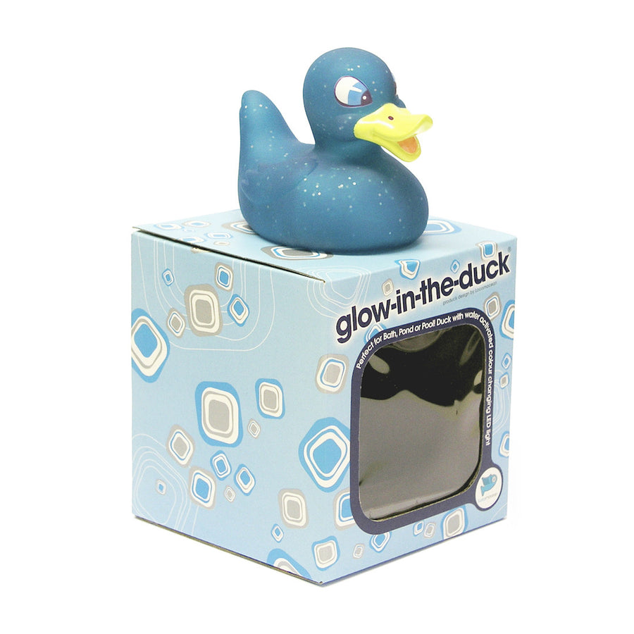 Blue Duckie - 'Glow In The Duck' - Locomocean