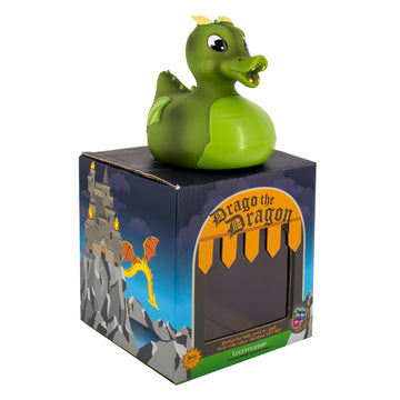 Drago The Dragon - 'Glow In The Duck' - Locomocean
