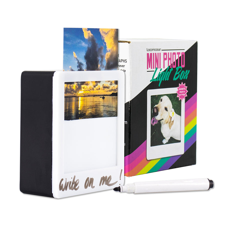 Mini Photo Light Box - Black - Locomocean Ltd