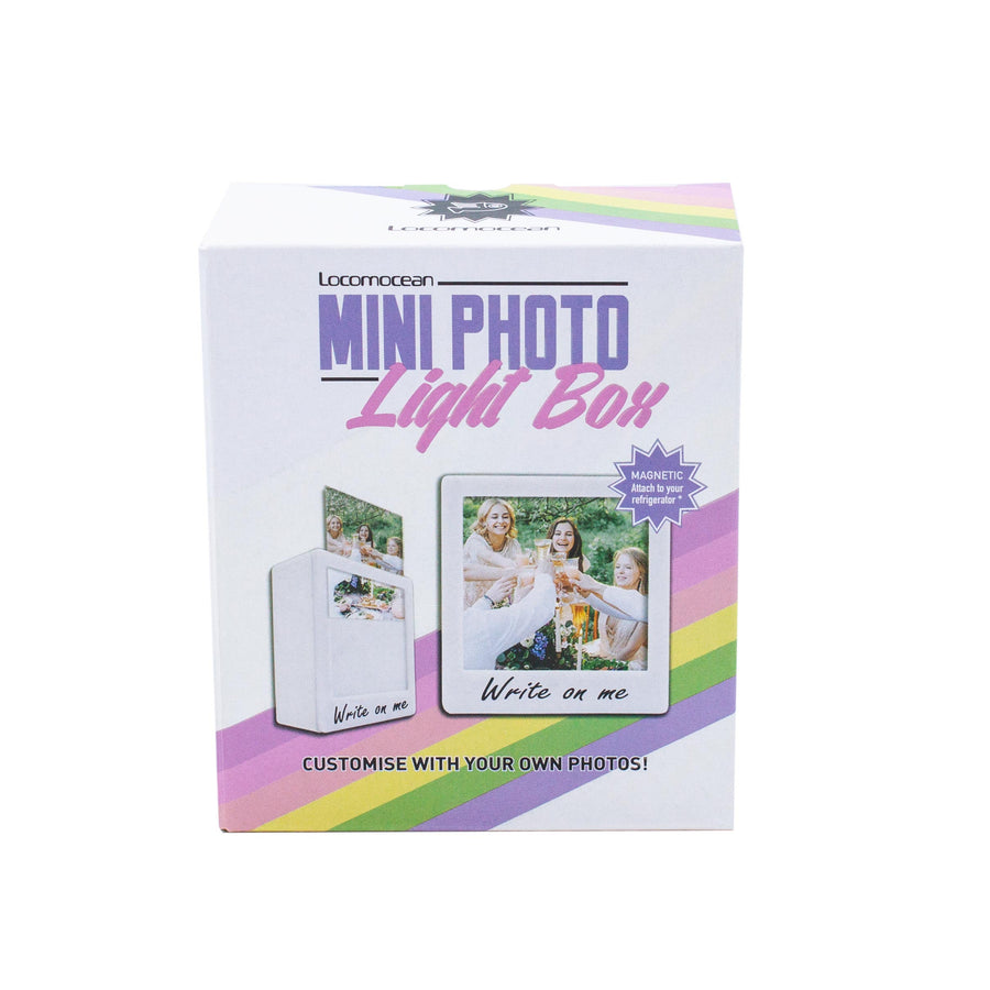 Mini Photo Light Box - White - Locomocean
