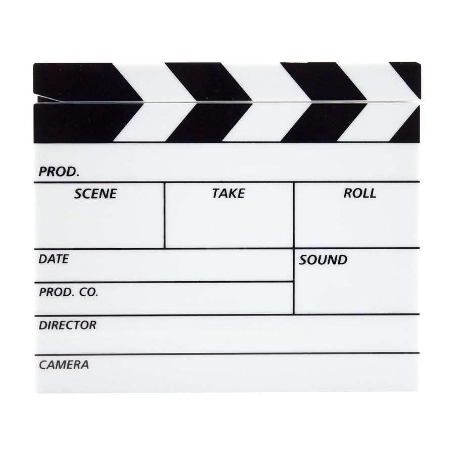 Mini Film Clapper Board Lightbox - Locomocean