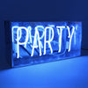 'Party' Neon light