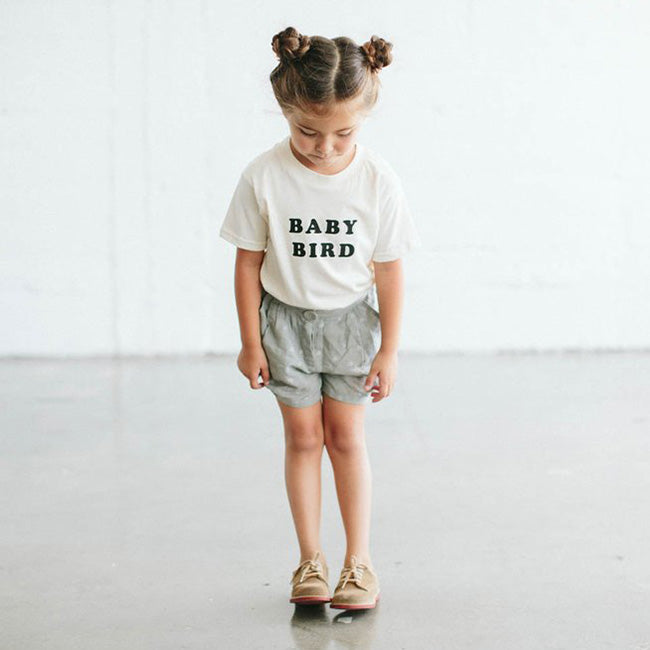 Ellie & June The Bee & The Fox Baby Bird Tee