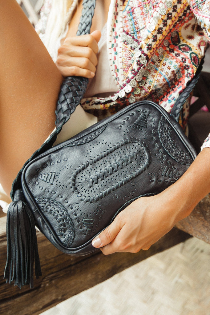 Ellie & June Bali ELF Jamaica Crossbody
