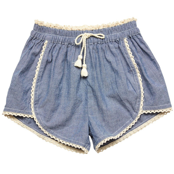 Millie Short (Chambray)